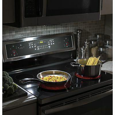 Ge Profile Series 1.7 Ft. Over-the-range Microwave Cooking