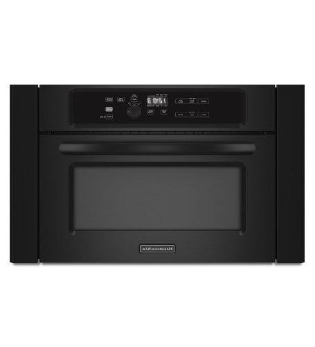 KitchenAid KBMS1454BBL Architect II 1.4 Cu. Ft. Black Built-