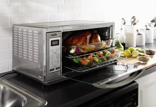 Oster TSSTTVXLDG Extra Digital Toaster Stainless