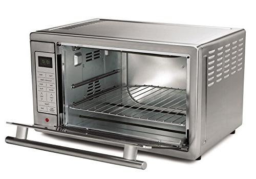Oster Extra Digital Convection Toaster Stainless Steel