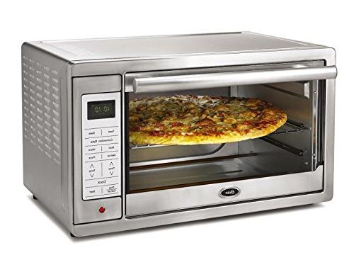 Oster Digital Convection Oven, Stainless