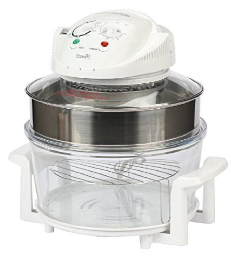 Rosewill R-HCO-15001 Infrared Halogen Convection Steel Extender Ring, Quart, Healthy Cooking