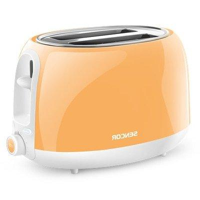 Sencor - Sts 2-slice Regular-slot Toaster - Orange