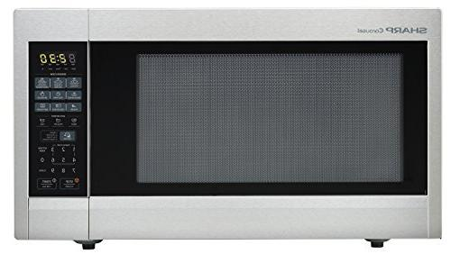 Sharp Countertop Microwave Oven ZR651ZS 2.2 cu. ft. 1200W St