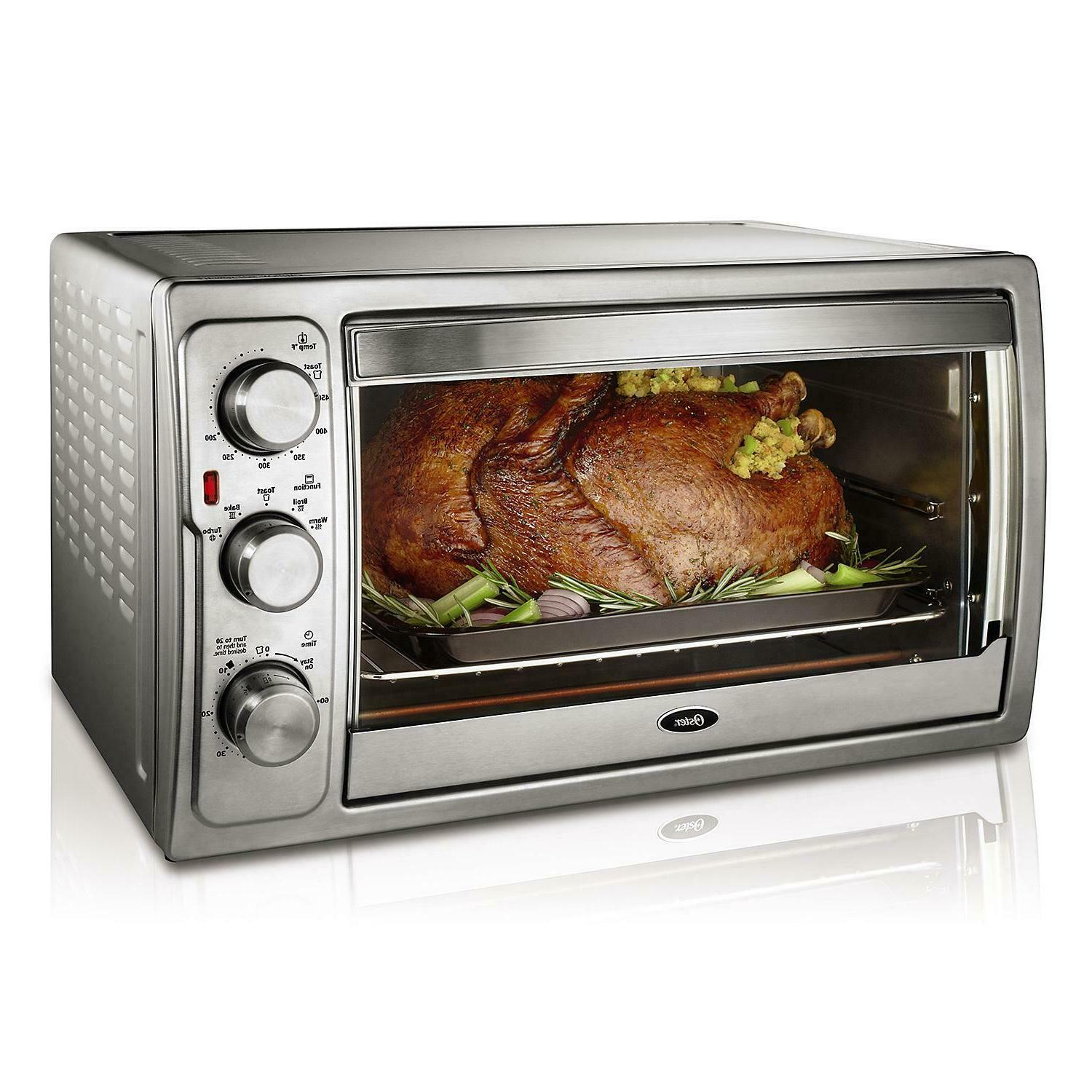 adjustable extra large digital countertop convection oven