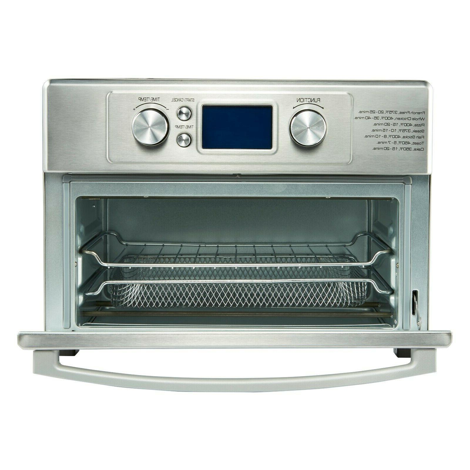 Air Convection Kitchen Counter Toaster New