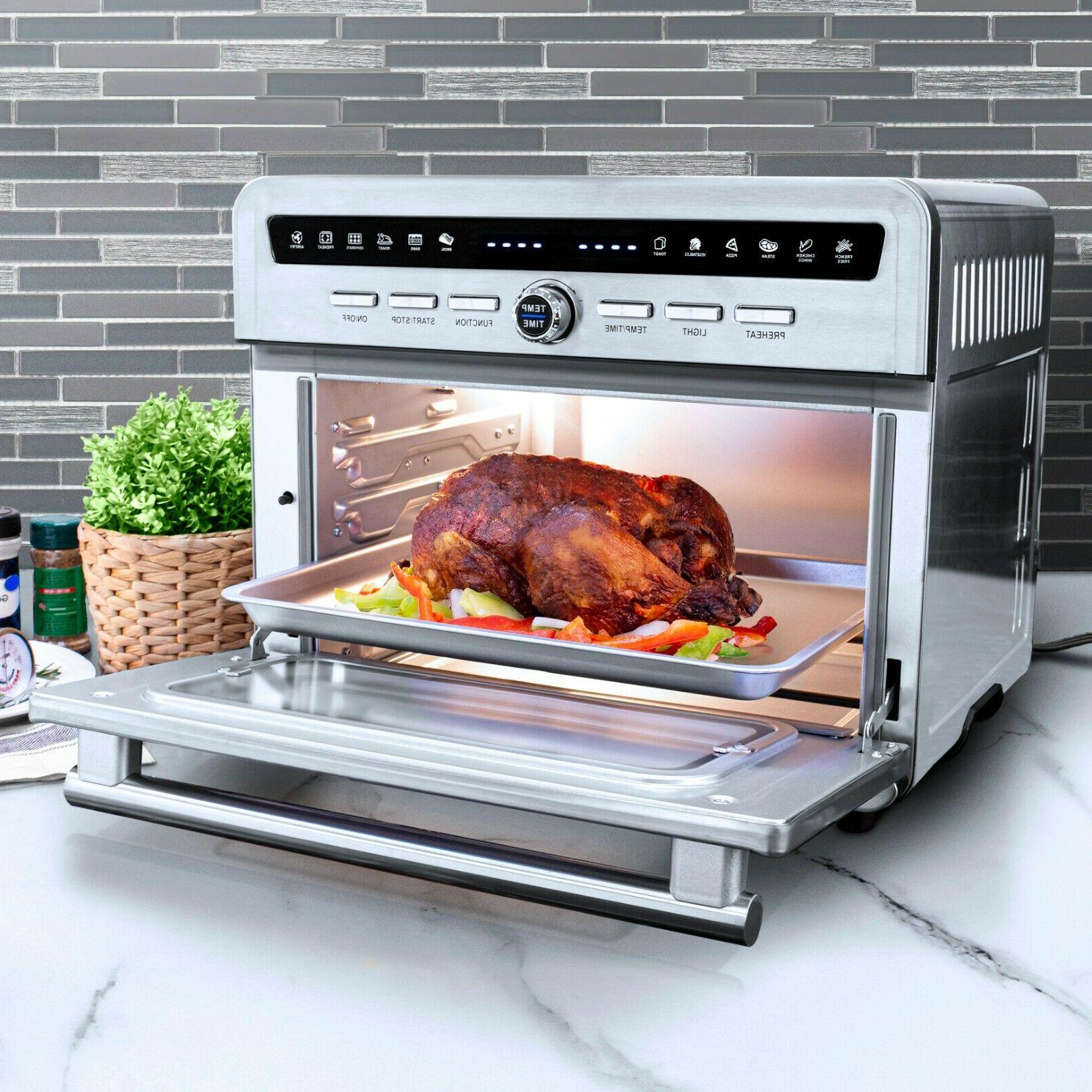 Rosewill Convection Toaster Oven, Size 26.4 Capacity
