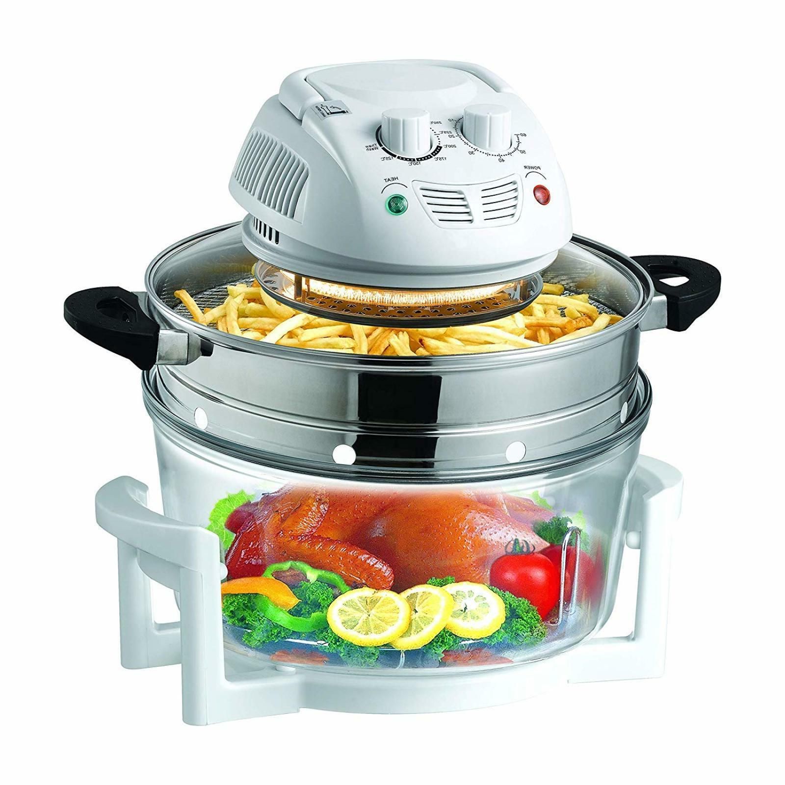 air fryer infrared convection oven toaster countertop