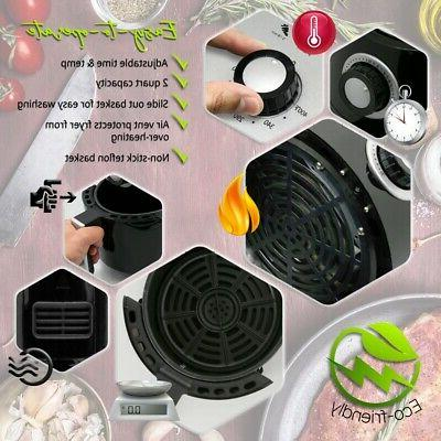 NutriChef Air Oven Cooker For Healthy Convection Fry