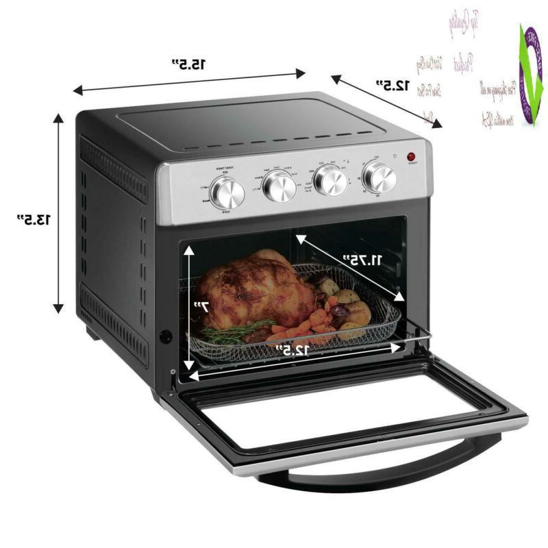 Chefman Air Oven, 25 Liter Auto