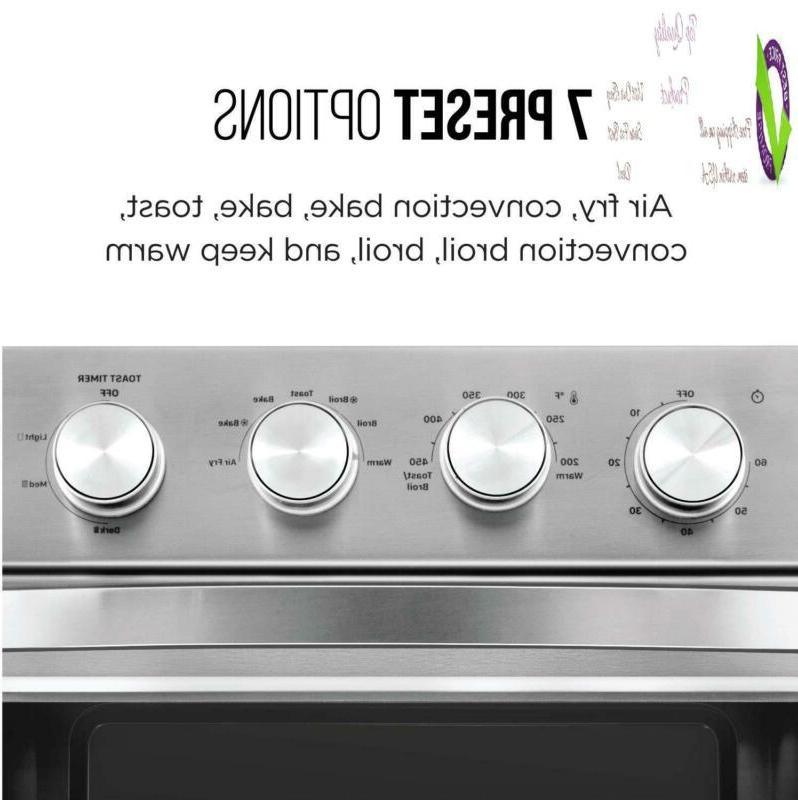Chefman Air Oven, Liter Auto