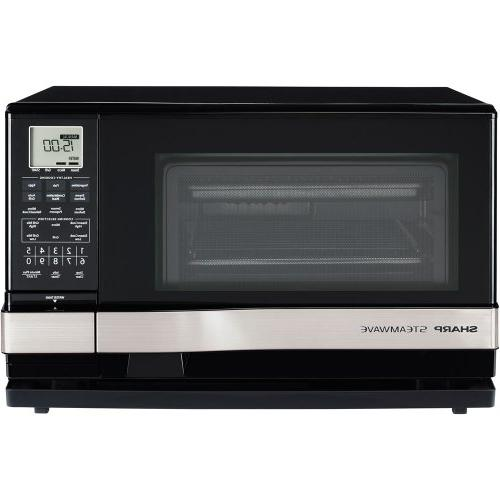 ax 1100s supersteam microwave oven