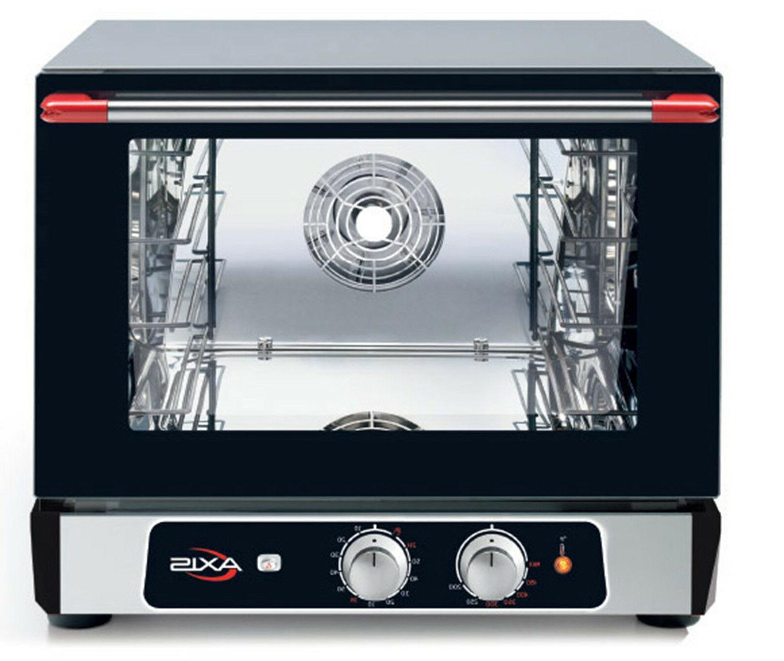 ax 514rh convection oven countertop 1 2