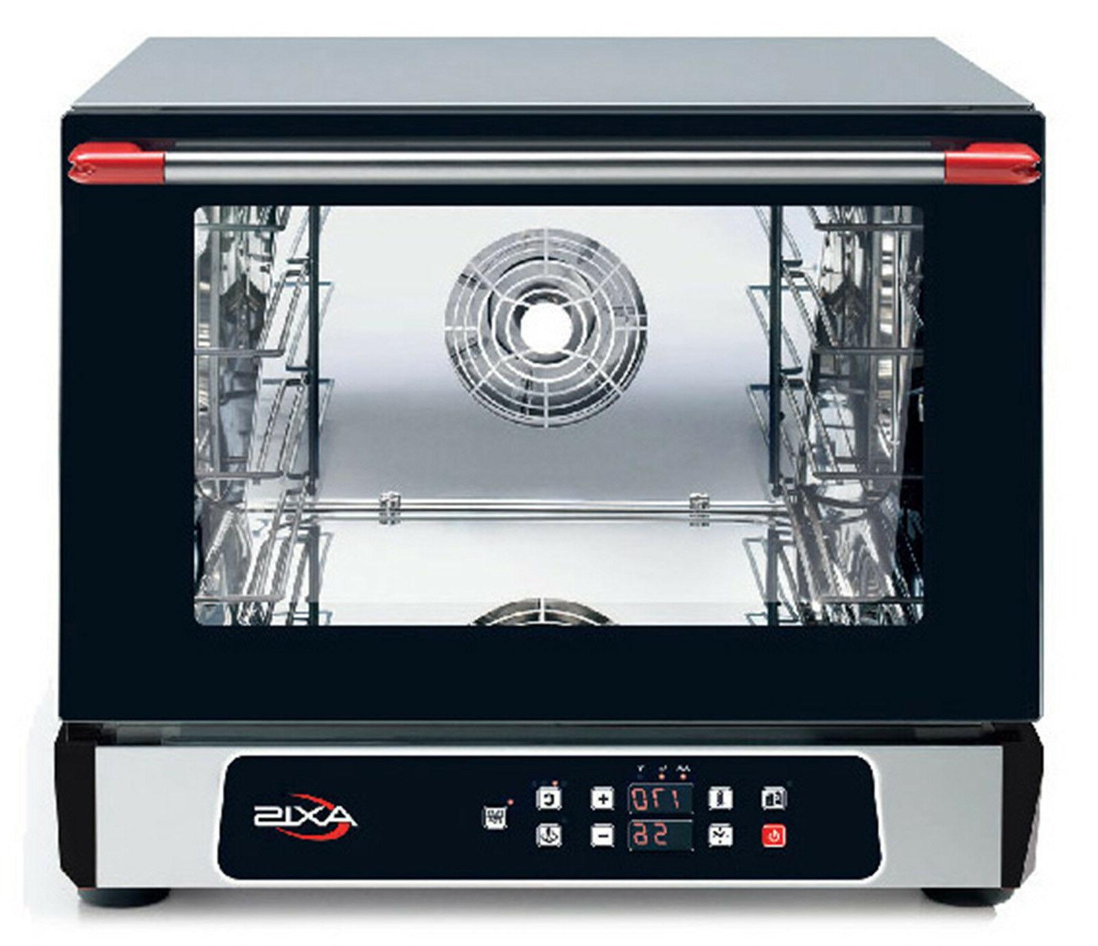 ax 514rhd convection oven 1 2 size
