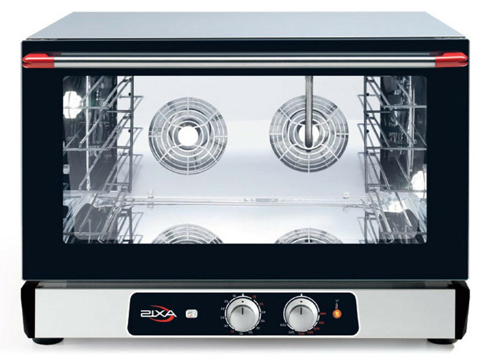 ax 824rh convection oven full size manual