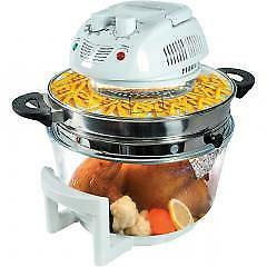 NutriChef AZPKAIRFR48 Halogen Oven Air-Fryer/Infrared Convec