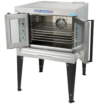 Bakers Pride Cyclone Convection Nat Gas Full Size 5 Racks