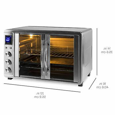BCP 55L 1800W Extra Large Convection Toaster Oven