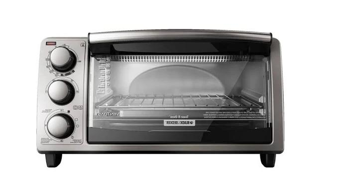 black and decker to1373ssd 4 slice convection