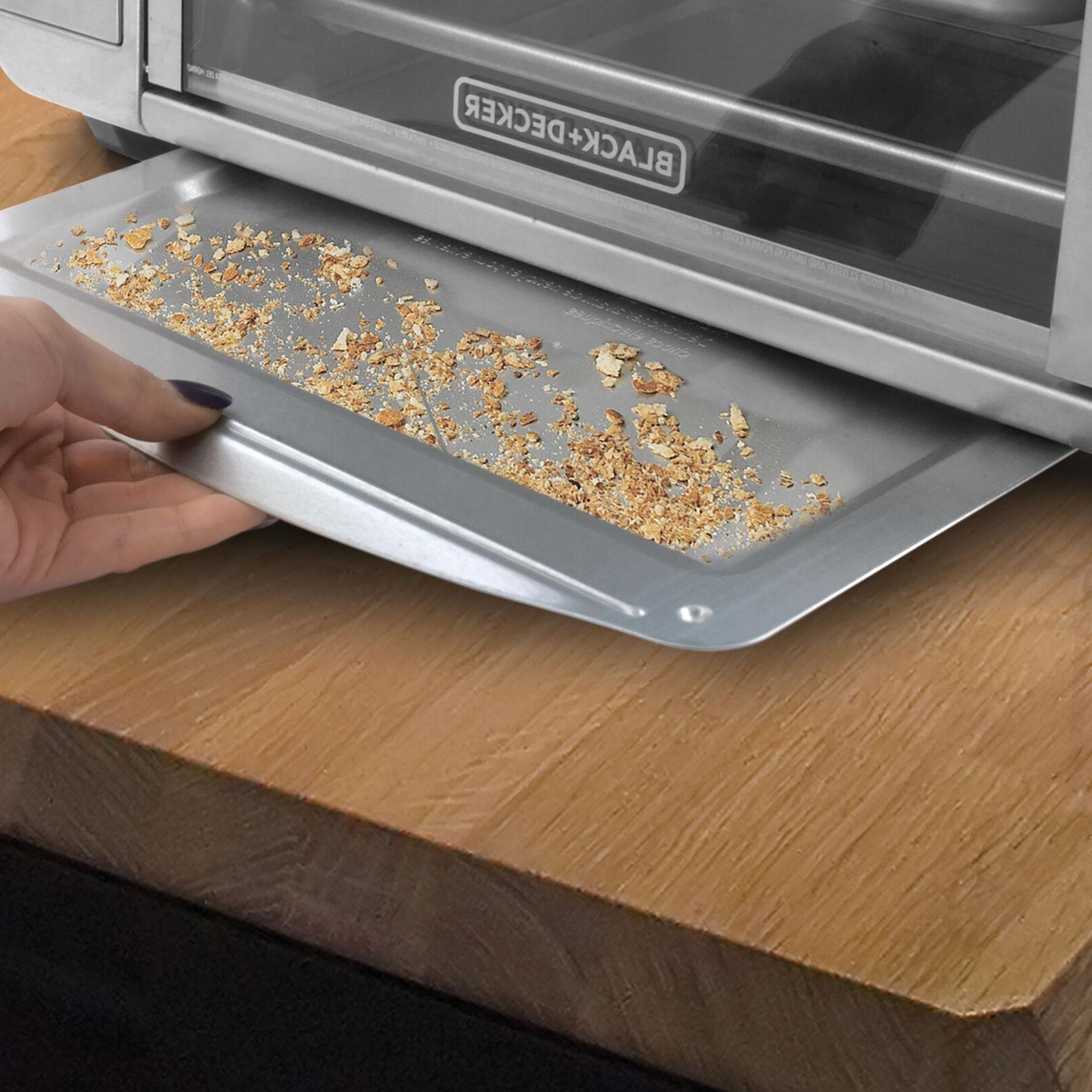 BLACK+DECKER Countertop Toaster - Silver