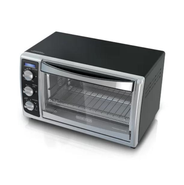 Black + Decker Convection Toaster