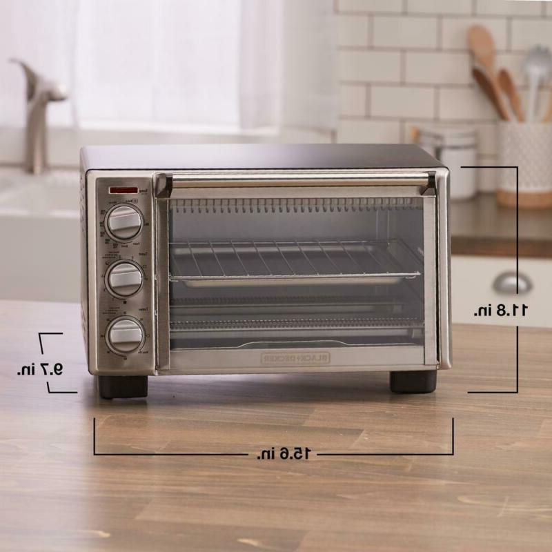 BLACK+DECKER Kitchen Oven Pizza