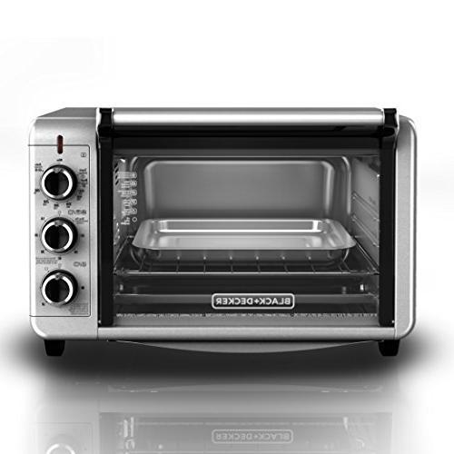 Black TO3210SSD Countertop Silver