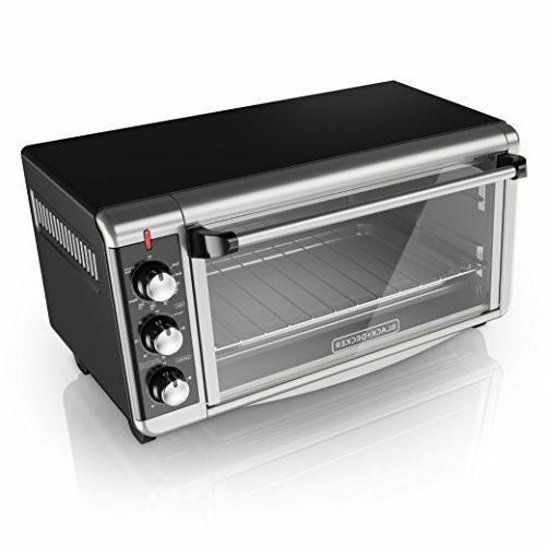 Wide Convection Oven, In