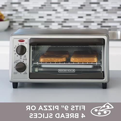 Black Decker Oven/Broiler Black