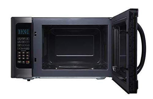 Cu. 1100-Watt Oven ECO Mode and