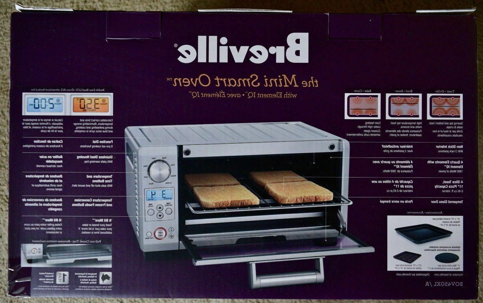 BREVILLE #BOV450XL Oven Toaster Oven BRAND NEW 100%