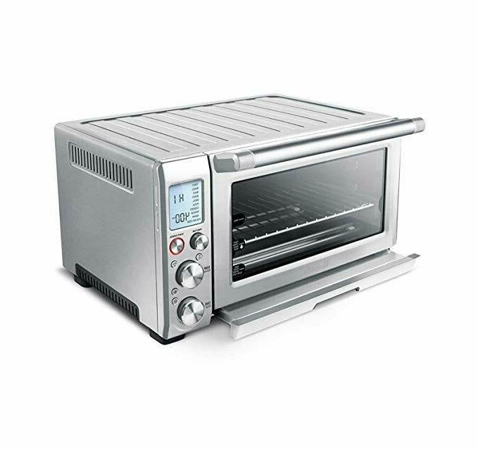 Breville Smart Oven Pro Convection Oven with Element IQ 1800W