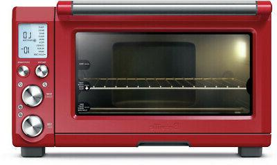 bov845crnusc smart pro countertop convection oven cranberry
