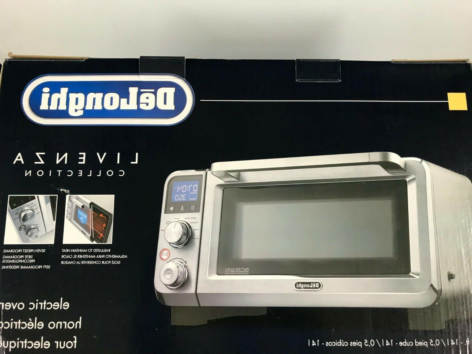 brand new delonghi eo141040s livenza digital compact