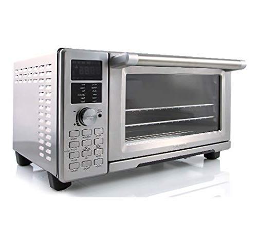 Nuwave Bravo Air Fryer Toaster Oven