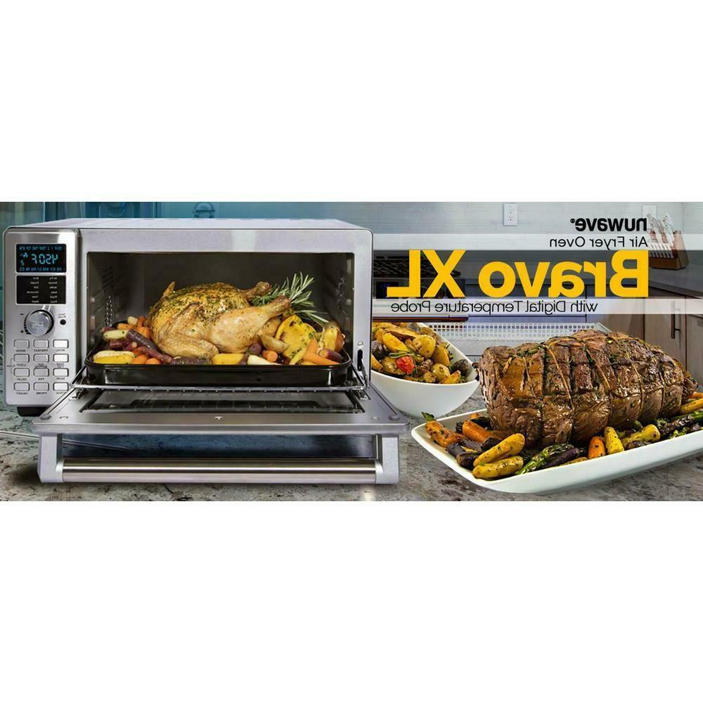 Bravo 1800 4-Slice Steel Oven And 1