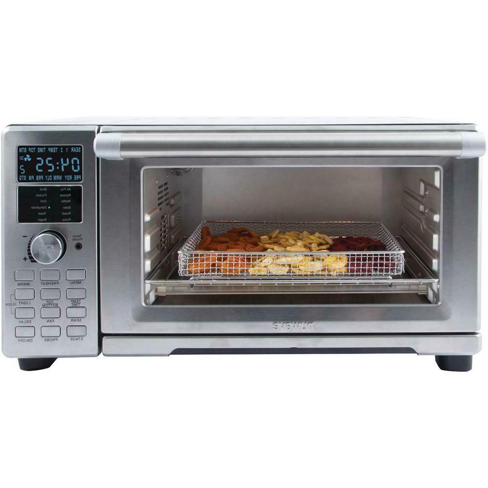 Bravo 4-Slice Stainless Steel Oven Fryer 1