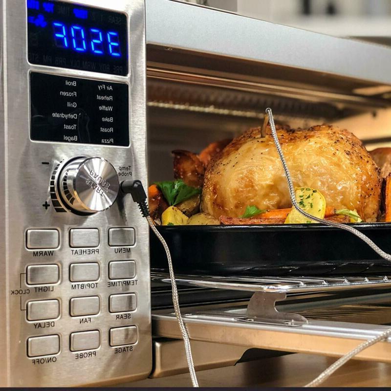 bravo xl 1800 watt convection oven