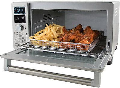 NuWave Fryer Convection Oven TV