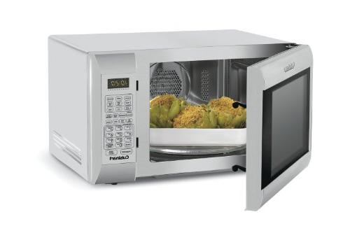 Cuisinart Microwave - ft Main Oven 1 kW Power - 1.10 kW Grill Power - 12 -