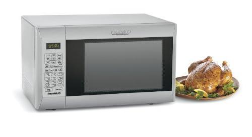 Cuisinart CMW-200 Oven - - ft 1 - 1.10 Power Turntable - Countertop