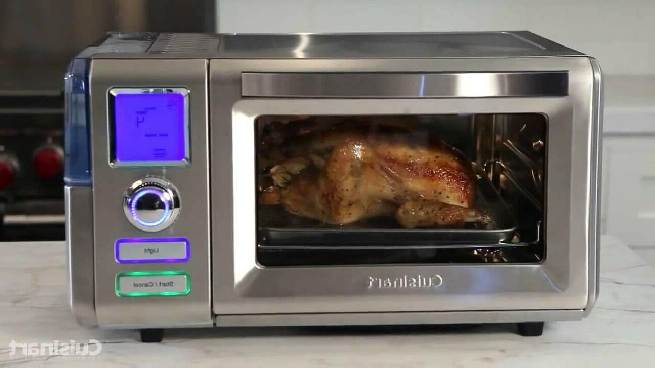 Cuisinart Combo Convection Oven Plus Steel brand new!