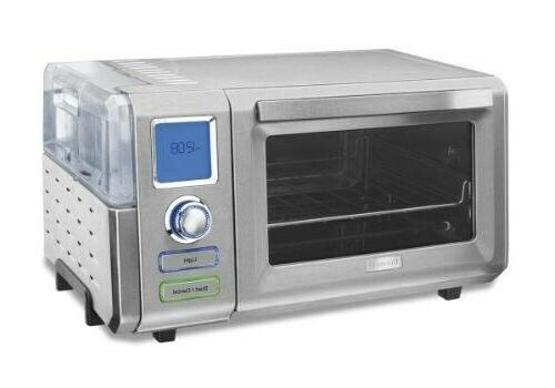 Convection Oven Plus Stainless Steel finish & new!