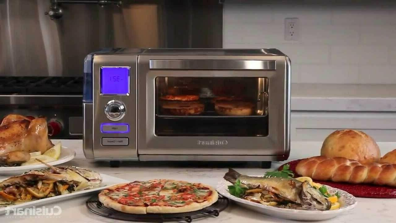 combo steam and convection oven plus stainless