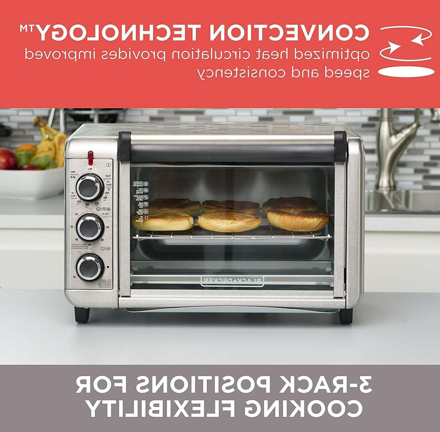 Commercial Oven Decker Stainless Steel Toaster