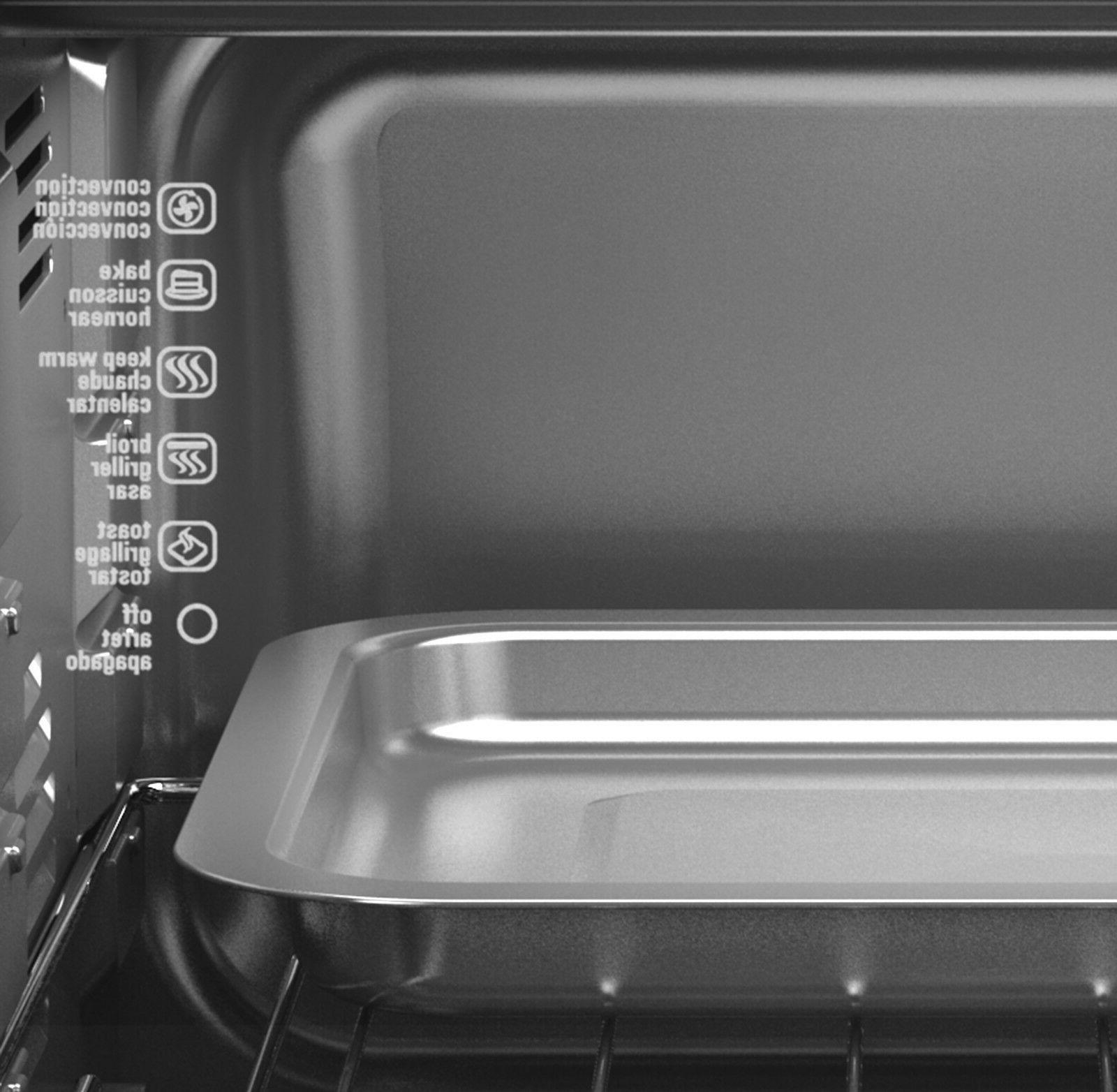 Commercial Oven Decker Toaster Bake