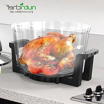 NutriChef Countertop Oven Air Fryer