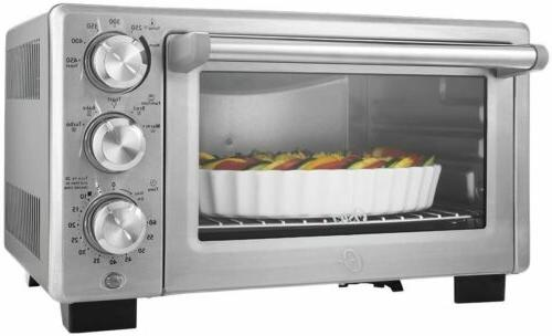 convection countertop toaster oven stainless