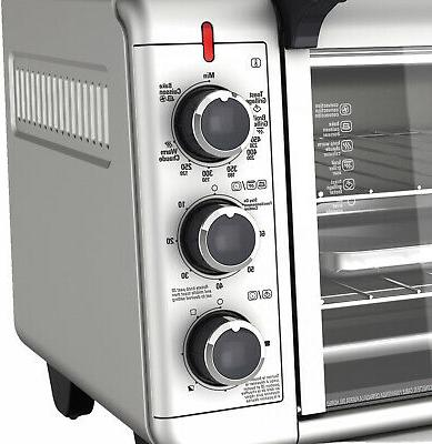 Convection Heat Oven Stainless Decker