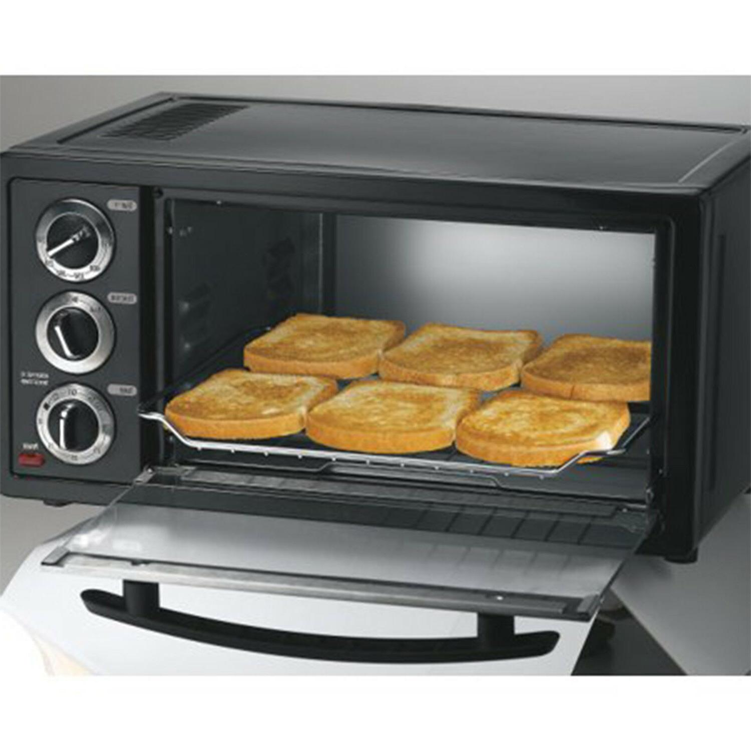 Hamilton Convection Oven Toaster Slice